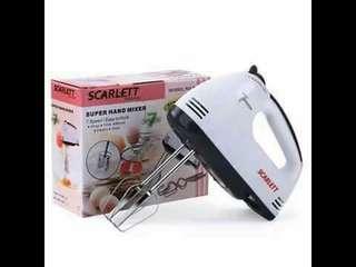 Scarlette Hand mixer