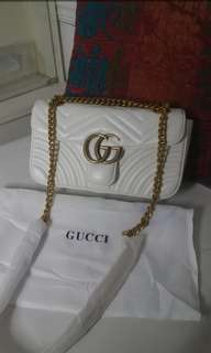 Gucci marmont sling