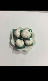 Handmade Miniature : Tutu Kueh