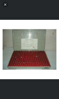 BN 6 boxes USA made pin gages metric