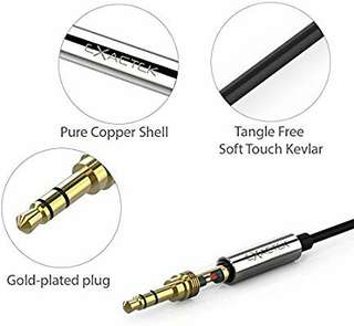 PREMIUM!! Exactek Aux Cable!!