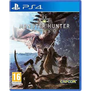 Monster Hunter PS4 R3
