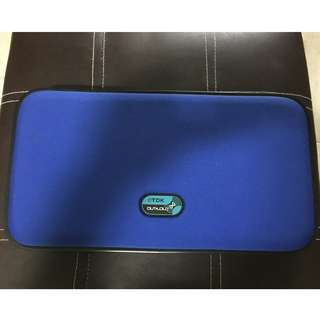 Brand NEW TDK I'm A Speaker CD Bag Case with Built-In Speakers