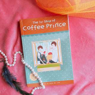 The First Shop of Cofee Prince by Sunmi Lee