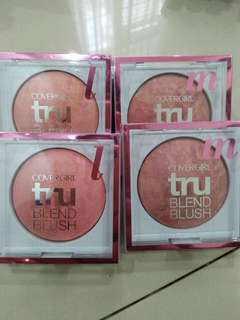 COVER GIRL TRU BLEND BLUSH