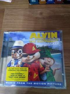 🚚 Alvin & The Chipmunks: Chipwrecked Soundtrack