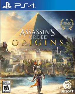 Assasin Creed Origins