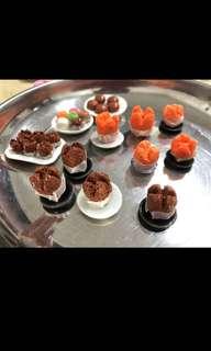 Handmade Miniature Local food : Huat Kue