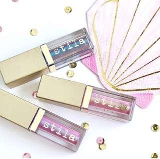 🌟INSTOCK🌟Authentic Stila Glitter &Glow Liquid Eyeshadow (Duo Chrome)