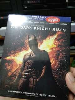 Blu ray, The dark knight rises, brand new