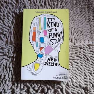 It's Kind of A Funny Story (Ned Vizzini)