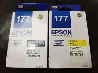 EPSON墨盒2盒