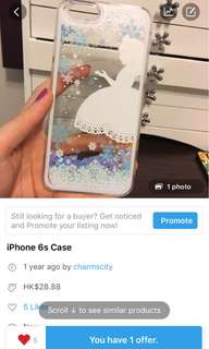 iPhone Case 6/6s amazing quality from imported US