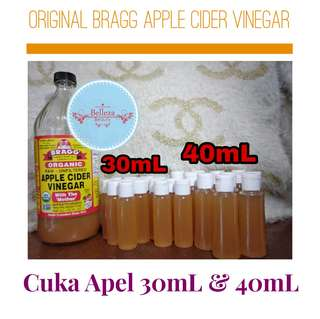 Original Cuka Apel 30mL