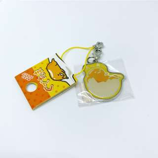 Sanrio蛋黃哥手機配件/飾物