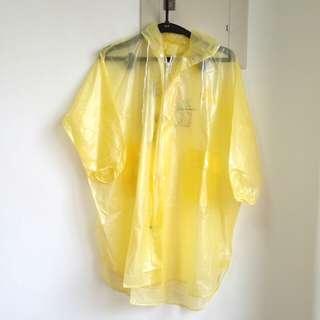 兒童雨衣 小朋友雨衣 國小生雨衣 黃色雨衣 S號