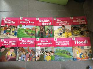 Oxford Story Tree (Level 5) Book 1-10 $36@ Full set 10 books $350