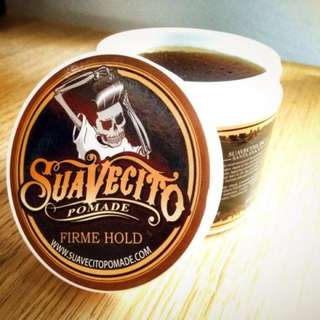 🔥SUAVECITO POMADE HAIR GEL / FIRME HOLD