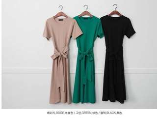 🚚 正韓 長版洋裝