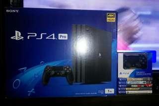 PS 4 Pro 1 TB