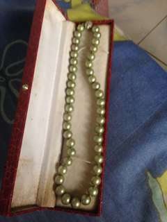 southeast pearl necklace