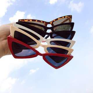[PO]Cat Eyes Retro Vintage Sunglasses