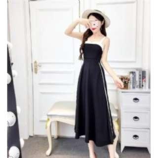 預購EYF63963 新款大擺連衣裙(2色)