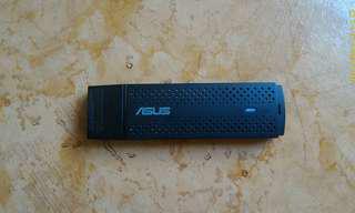Asus miracast HDMI mirror display on TV