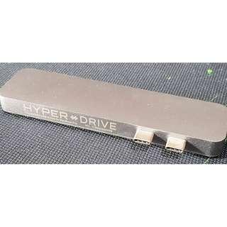 🚚 Hyperdrive Apple Notebook