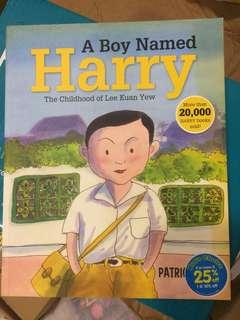 Harry Series - Lee Kuan Yew