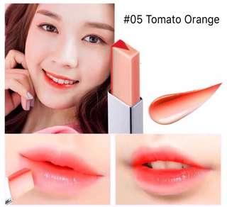 Novo Two Tone Lipbar ( Tomato Orange )
