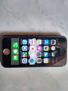Jual iphone SE (special edition)16gb space grey