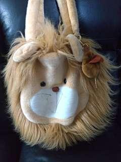 Cute fluffy bag @@