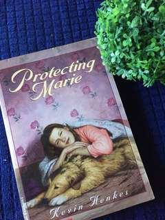 Protecting Marie -Kevin Henkes