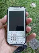 Samsung chat white