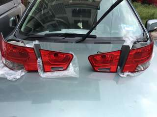 KIA Forte Tail Light / Tail Lamp