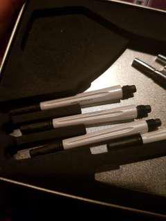 Cosmodarts Carbon Shafts (White)