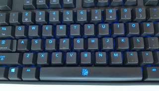 Keyboard Gaming Wangi Baru Bukan Bekas