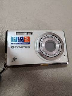 OLYMPUS 數碼相機 out of order