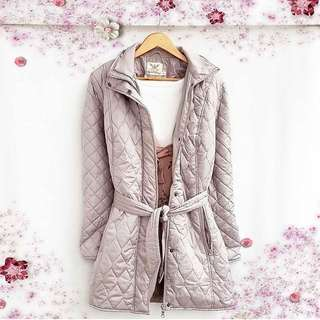 FREE SF🌼 QUILTED WINTER COAT/ PARKA