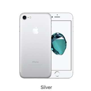iPhone 7 (Silver) 128GB