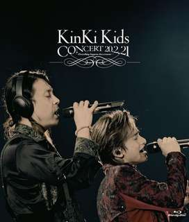 「預訂」KinKi Kids CONCERT 20.2.21 -Everything happens for a reason- (Blu-ray通常盤)