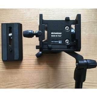Manfrotto Befree Fluid Video Head 攝錄 液壓 雲台  MVH400AH