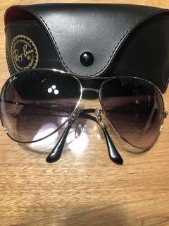 RAYBAN 超太陽眼鏡