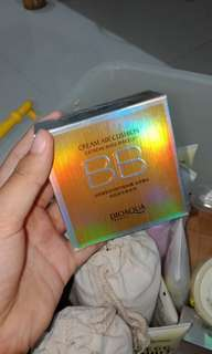 BIOAQUA BB CUSHION IVORY WHITE