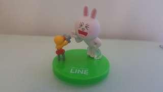 Line friends Cony 兔兔 盒蛋 全新