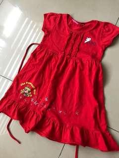 POwerpuff girls 4yo dress
