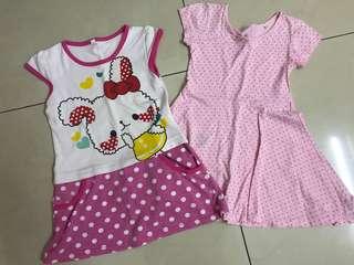 Dress 4T x 2