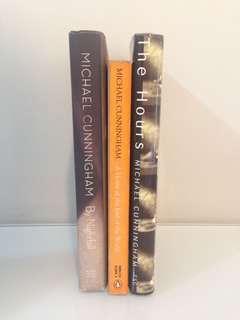 Michael Cunningham books