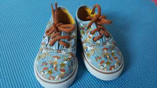 Vans Woody Toy Story Shoes